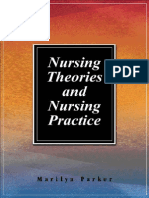 Nursing Theories & Nursing Practice 2001