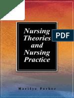 Nursing Theories & Nursing Practice 2001
