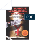 Alvaro Delgado-el Yunque La Ultraderecha Al Poder