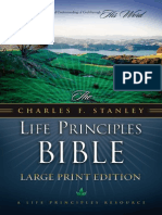 Life Principles Bible, NKJV