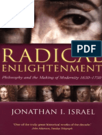 Radical Enlightenment:Philosophy and the Making of Modernity 1650-1750
