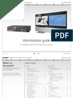 Tandberg Profile-c90 and Codec-c90 Administrator Guide Tc30
