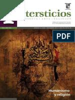 Intersticios 39. Humanismo y religión