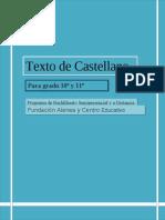 Castellano 10 y 11