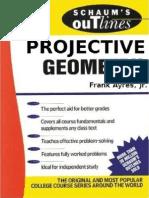 Schaum Projective Geometry