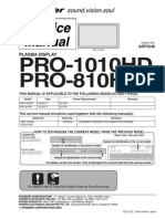 Pioneer Pro-810 1010hd [ET]