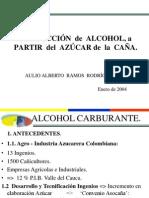 Exposición de Alcohol IPSA enero 04