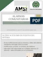 presentacion alarmas comunitarias