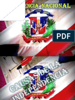 La Independencia Dominicana