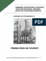 Problemas de Examen - II