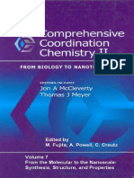 Comprehensive Coordination Chemistry