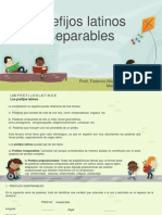 Prefijos Inseparables Latinos 4 6 FMM 2014