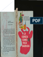 ANTHONY STANDEN_La Ciencia Como Vaca Sagrada