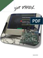 2A-VHDL Projet Casse Briques