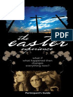 Easter Experience Participant Guide