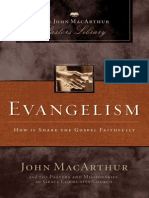 Evangelism- How to share the Gospel Faithfully