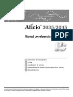 Manual Ricoh 3045