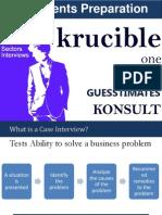 First Krucible