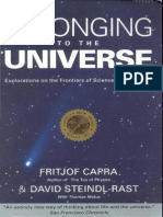 Fritjof Capra - Belonging to the Universe Explorations on the Frontiers of Science and Spirituality