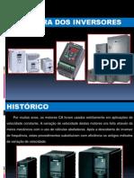 TÉCNICO _ ESTRUTURA DOS INVERSORES _ INVERSORES DE FREQUÊNCIA _ 40 h