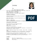 CV Alicia Paliza