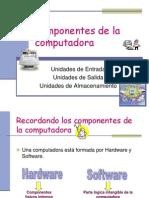 Componentes de La Computadora (Modificado)