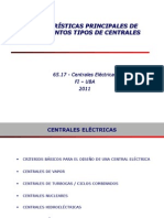 Centrales 2010