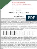 A Mathematical Constant