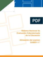evaluacion icfes 2014
