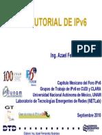 Tutorial IPv6 UNAM