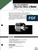 Minertia Motor J Series