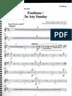 Reeds Footloose Score