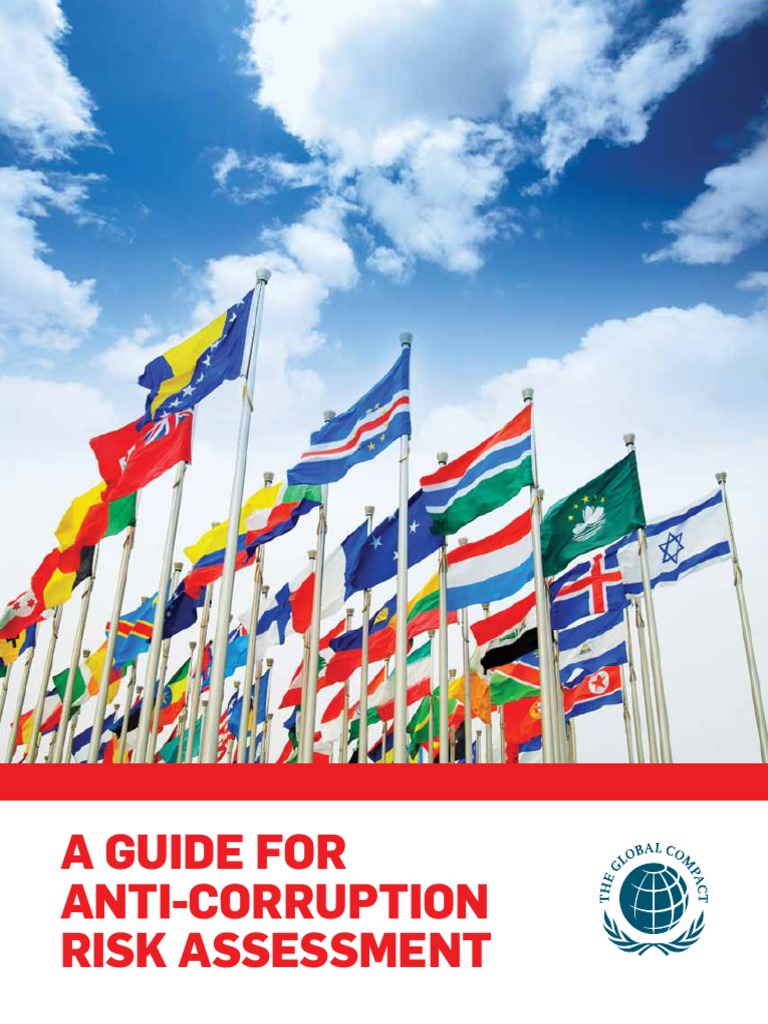Un Global Compact Guide For Anti Corruption Risk Assessment