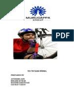 Strategic Analysis of Ti Cycles India