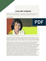 Sara Cohen - Tras Los Ecos Del Original.