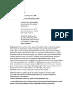 Revista médica de Chile Eritropoyetina