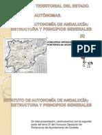 Organización Territorial del Estado II