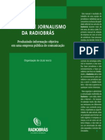 Manual de Jornalismo Radiobras