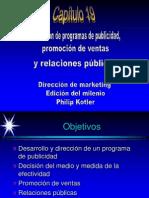 19 Promocion de Ventas y Relaciones Publicas