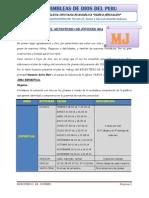 Plan de Trabajo 2014 Mj