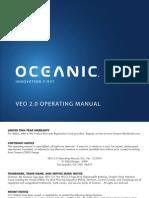 Oceanic veo 2.0 user guide