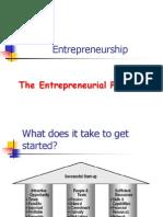 3. the Entrepreneurial Process