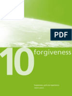 Forgiveness, Guilt and Repentance