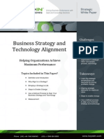 2 20788 KICG UK WP Business Strategy and Technology Alignment