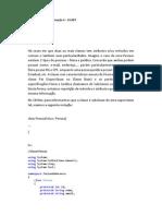 Linguagem de Programação II-Herança