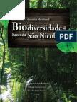 Biodiversidade da Fazenda São Nicolau