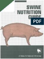 Swine Nutrition Guide
