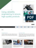 Reliability by PTC