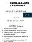 Slide Pendidikan Al-quran Dan as-sunnah