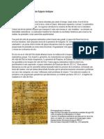 el sistema de numeración egipcio (traducción)